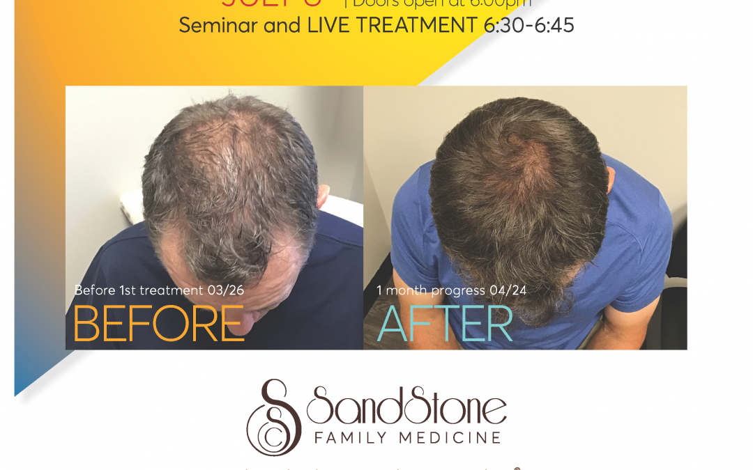 Hair Restoration Seminar: 3 Successful Methods – One Customized Approach