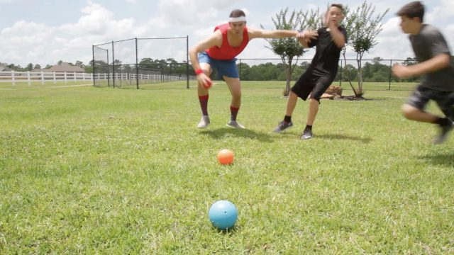 Dodgeball danny